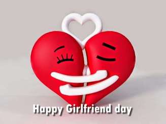National Girlfriends day Image
